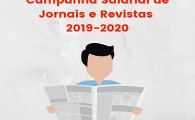 Jornais e Revistas: Começa a negociação com as empresas