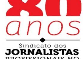 Jornalistas de SP comemoram 80 anos de fundação do sindicato