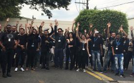 Jornalistas e radialistas da RedeTV aprovam estado de greve
