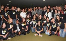 Jornalistas iniciam luta pela PEC do Diploma na Câmara Federal em Brasília