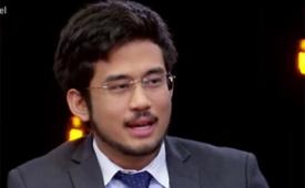 Kim Kataguiri perde ação contra jornalista que o chamou de 'fascista'