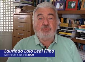 """Lalo Leal: """"Nada é mais urgente do que a filiação para fortalecer a luta coletiva"""""""