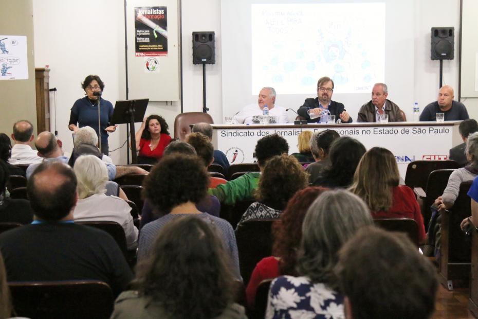 Laura Capriglione, do Jornalistas Livres