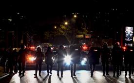'Marcha Cega quer mostrar o horror que é a repressão estatal', diz cineasta