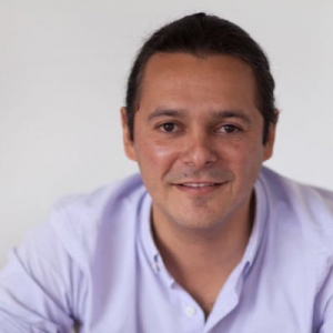 Martín Rodríguez Pellecer, CEO de Nómada, da Guatemala. Foto: Arquivo pessoal