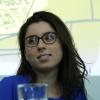 Mayara Paixão, do Centro Acadêmico Lupe Cotrim