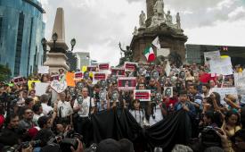 Mecanismo mexicano de proteção a jornalistas fica sem financiamento