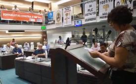 MP 905: Regional Santos ocupa Tribuna Cidadã e vereadores subscrevem moção contra a medida