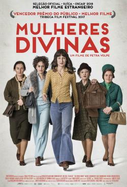 Mulheres Divinas, da diretora Petra Volpe, estreou nos cinemas brasileiros em 14 de dezembro.