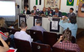 No SJSP, Federação Palestina pede impugnação de Israel para a Fifa