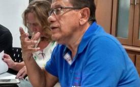 Nota de pesar pelo falecimento do jornalista Carlos Camargo Costa