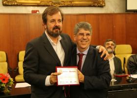 Oitenta anos do Sindicato dos Jornalistas é celebrado na Câmara Municipal de São Paulo