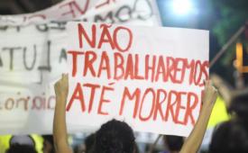 Para Bolsonaro, dificultar aposentadoria de pobre é combater privilégios