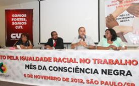 Para Vagner Freitas, questão racial tem que estar na pauta dos sindicatos