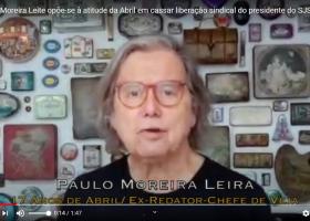 Paulo Moreira Leite opõe-se à atitude da Abril em cassar liberação sindical do presidente do SJSP