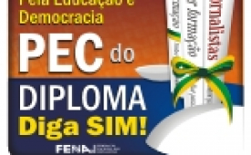 PEC do Diploma é incluída na pauta do Senado no dia 16