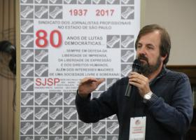 Presidente do Sindicato fala sobre medidas contra a violência a jornalistas
