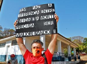 Ribeirão Preto: Ato em prol dos trabalhadores da Saúde