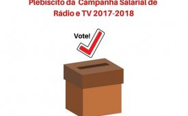 """RTV: proposta patronal vai a plebiscito e SJSP defende """"não"""""""