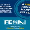 Salve a sede da Fenaj: Federação lança campanha