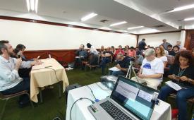 Seminário Sindical | Debate aborda organização sindical num cenário de crescimento da precarização do trabalho