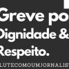 Sindicato apoia greve dos jornalistas do grupo Calderaro, em Manaus