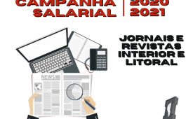 Sindicato convoca assembleia de jornais e revistas do interior para debater proposta patronal