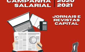 Sindicato convoca nova assembleia de jornais e revistas da capital para a próxima quinta-feira (11)