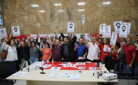 Sindicato dos Jornalistas e Federação Nacional reforçam Campanha Internacional pela libertação da argelina Luisa Hanune