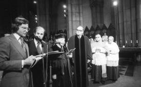 Sindicato dos Jornalistas lamenta a morte do rabino Henry Sobel