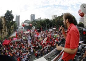 Sindicato dos Jornalistas no 1º de Maio da Resistência