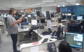 Sindicato dos Jornalistas promove campanha de sindicalização nas redações de SP