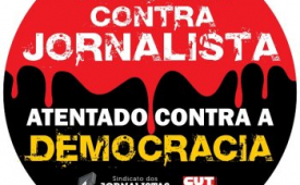 Sindicato e Fenaj denunciam ameaças ao jornalista Carlos Ratton e exigem proteção à sua vida