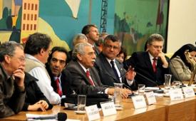 Sindicato presente na abertura dos trabalhos da Comissão da Verdade em São Paulo