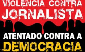 Sindicato refuta  violência contra profissionais e solidariza-se com repórter cinematográfico