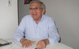 """SJSP lamenta informar a morte do dirigente """"Seo Chiquinho"""", de Santos"""