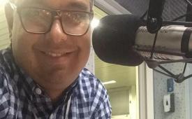 SJSP lamenta morte do jornalista e radialista Ricardo Hill