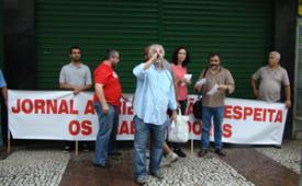 SJSP organiza manifestações em Santos, Campinas e Americana