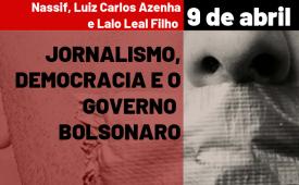 Terça, dia 9, debate no Sindicato marca o Dia do Jornalista