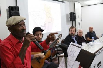 Toinho Melodia e o samba sobre os incêndios que vitimam os moradores das favelas