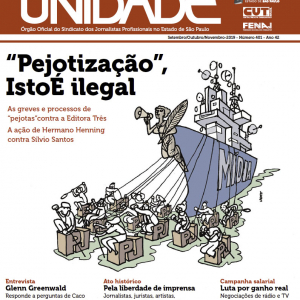 Unidade 401 - Set/Out/Nov de 2019