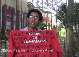 """Vítimas da Abril: """"Estou limpando banheiro num bar para pagar as contas"""""""